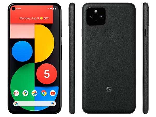 Google Pixel 5 5G Smartphone for Preorder