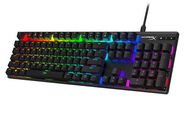HyperX Alloy Origins Mechanical Gaming Keyboard with RGB LED Backlit