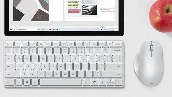 Microsoft Designer Compact Wireless Keyboard