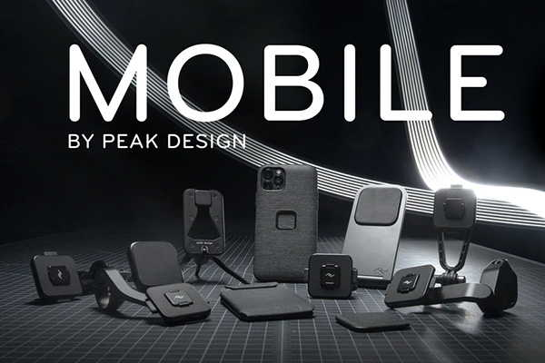 Mobile by Peak Design Phone Mount Kit with Protective Case
