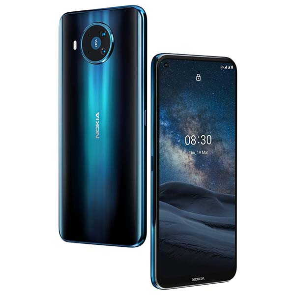 Nokia 8.3 5G Android Phone with Dual SIM