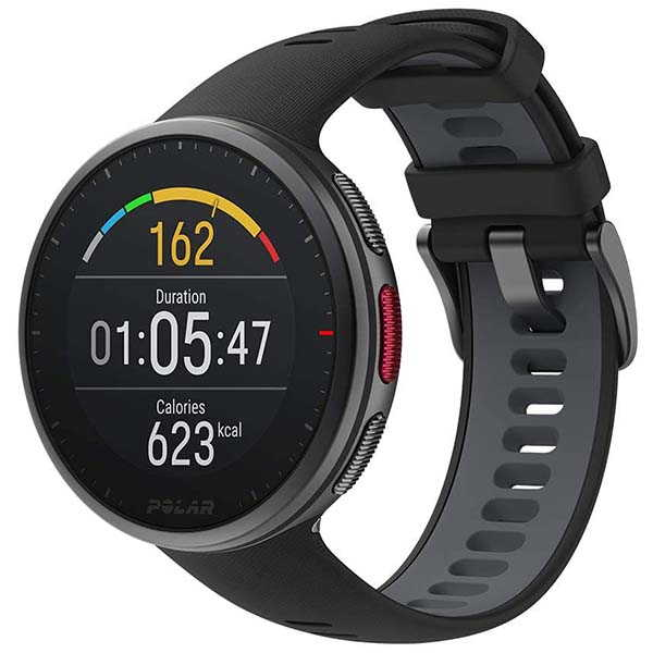 Polar Vintage V2 Multisport GPS Smartwatch for Running, Swimming and More
