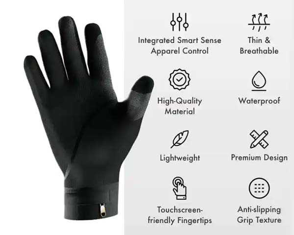 Quanta Vici Smart Heated Gloves and Socks