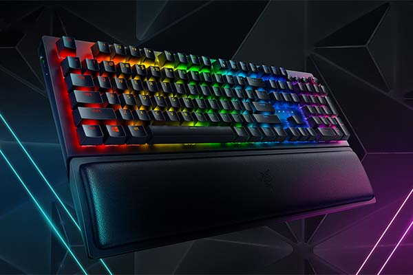 Razer BlackWidow V3 Pro Mechanical Wireless Gaming Keyboard with Chroma RGB Lighting