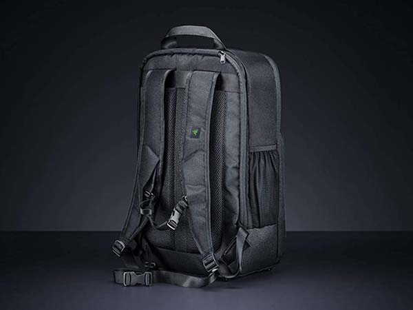 Razer Concourse Pro Gaming Laptop Backpack for 17-Inch Laptops