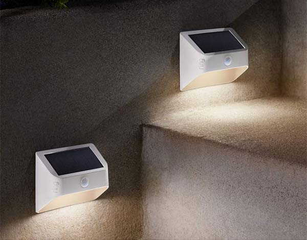 Ring Solar Steplight with Motion Detection Compatible with Amazon Alexa