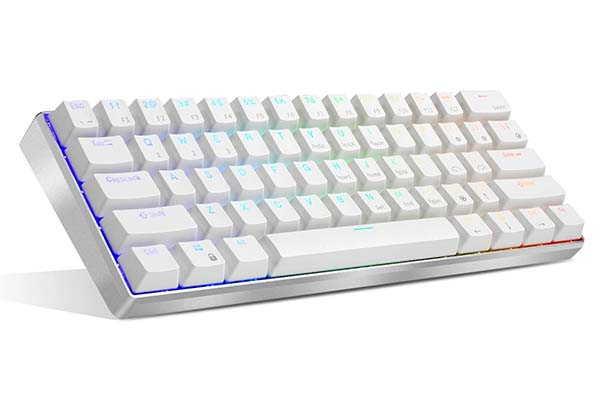RK61 Pro 60% RGB Wireless Mechanical Keyboard with PBT Keycaps