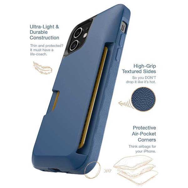Smartish Slayer Vol. 1 iPhone 12 Wallet Case