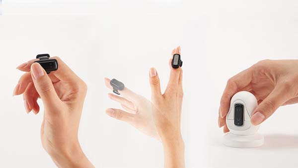 Snowl Wireless Finger Mouse with 9DoF Technology