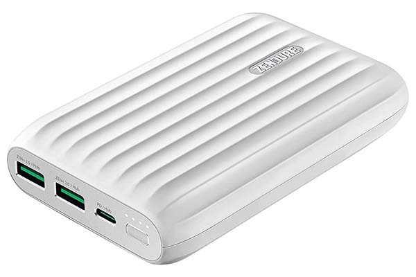 Zendure X5 45W PD Portable Power Bank with USB Hub Function