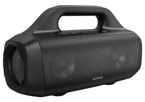 Anker Soundcore Motion Boom Outdoor Bluetooth Speaker with IPX7 Waterproof Rating