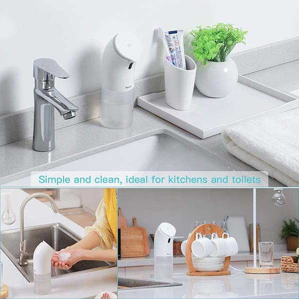 Baseus Automatic Soap Dispenser with Infrared Motion Sensor