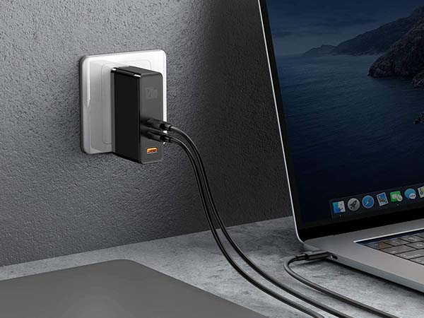 Baseus GaN USB-C Charger with Up to 120W Output