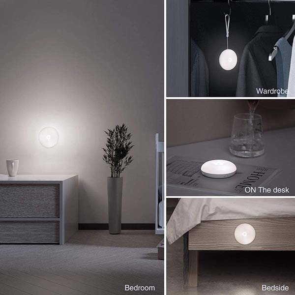 Baseus Motion Sensor Night Light with 2 Modes