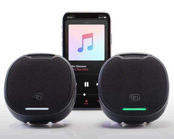 Braven BRV-S Waterproof Mini Bluetooth Speaker