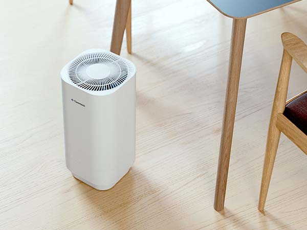 Clean-tech Air Sanitizer with UVC Light