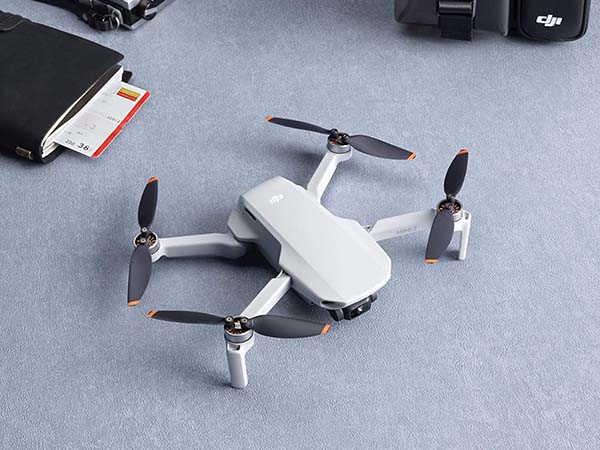 DJI Mini 2 Foldable 4K Camera Drone with 3-Axis Gimbal