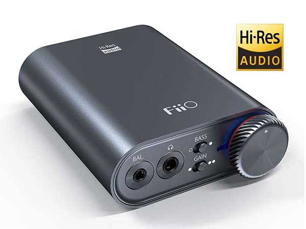 FiiO K3 HiFi Headphone Amplifier and USB-C DAC