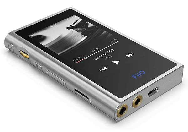 FiiO M9 Android Bluetooth HiFi Music Player with LDAC, atpX and More