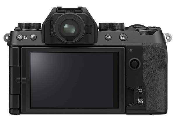 Fujifilm X-S10 Mirrorless Camera with 26.1MP CMOS