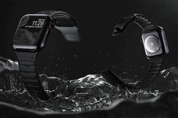 Nomad Waterproof Sport Apple Watch Band