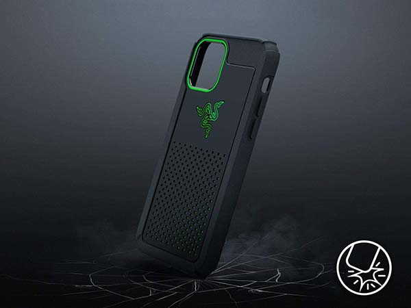 Razer Arctech Pro iPhone 12 Case Designed for Improved Gaming Performance