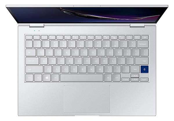 Samsung Galaxy Book Flex Alpha Laptop with Touchscreen
