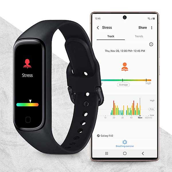 Samsung Galaxy Fit2 Bluetooth Fitness Tracker