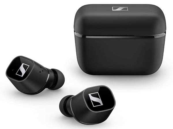Sennheiser CX 400BT TWS Bluetooth Earbuds with Built-in Audio Equalizers