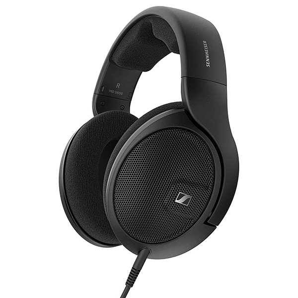 Sennheiser HD560 S Audiophile Headphones with Open-back Earcups and Detachable Cable