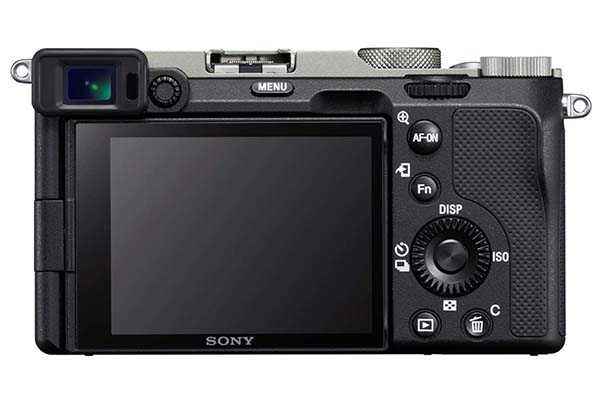 Sony Alpha 7C Full-Frame Mirrorless Camera with 24.2MP Exmor R CMOS Sensor