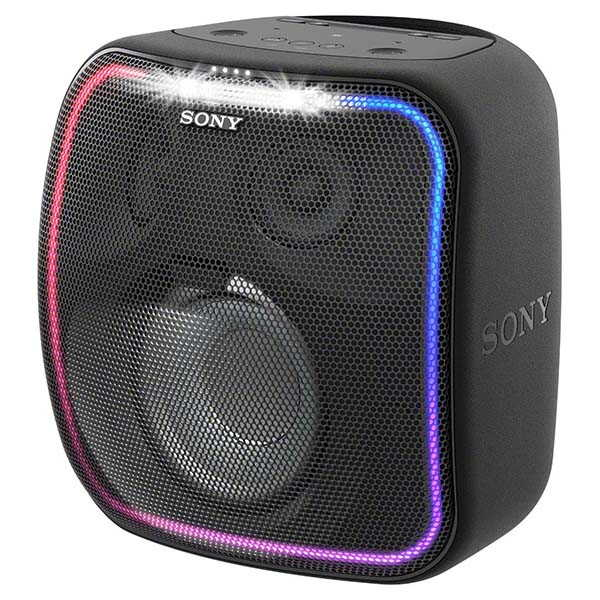 Sony XB501G Portable Smart Speaker with Google Assistant and Extra Bass