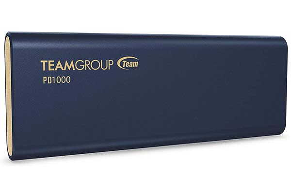 Teamgroup PD1000 Portable Waterproof SSD
