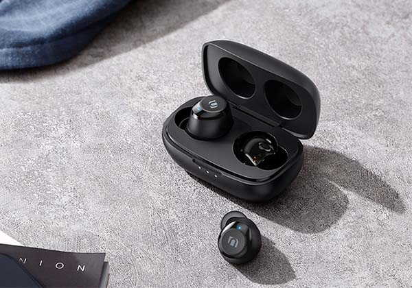UGREEN HiTune True Wireless Bluetooth Earbuds with atpX and cVc 8.0