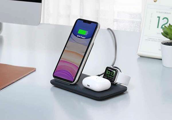 Anker PowerWave 3-In-1 Wireless Charging Station