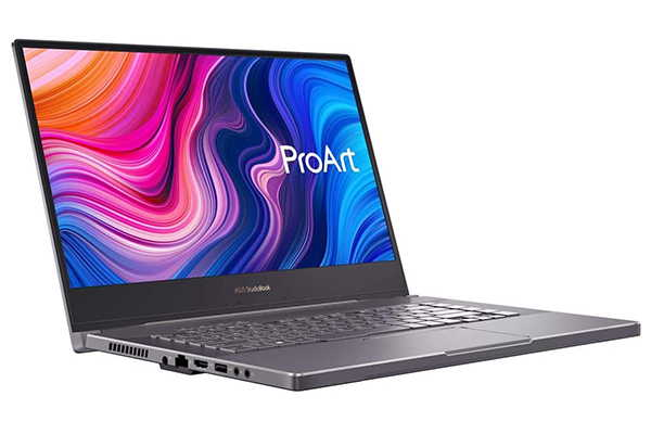 ASUS ProArt StudioBook 15 Mobile Workstation Laptop with GeForce RTX 2060