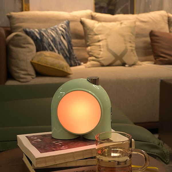 Divoom Planet-9 RGB LED Mood Lamp with Bluetooth Connectivity