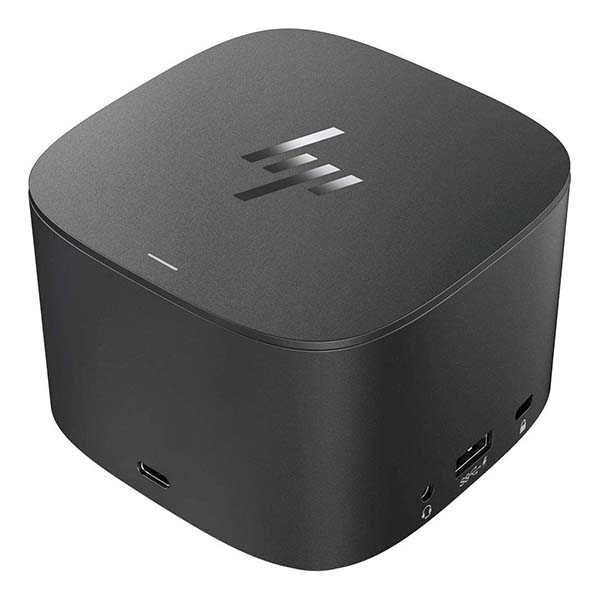 HP G2 Thunderbolt Docking Station with 120W Output