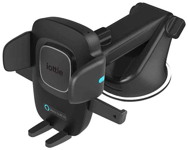 iOttie EOT Pro Connect Smart Car Phone Holder with Alexa