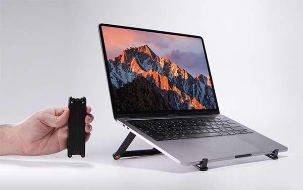 Mantiz Ultra Portable Folding Laptop Stand