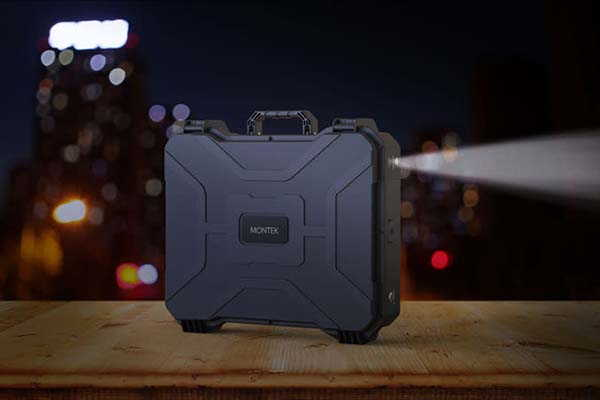 Montek X-1000 Waterproof Portable Battery Power Station