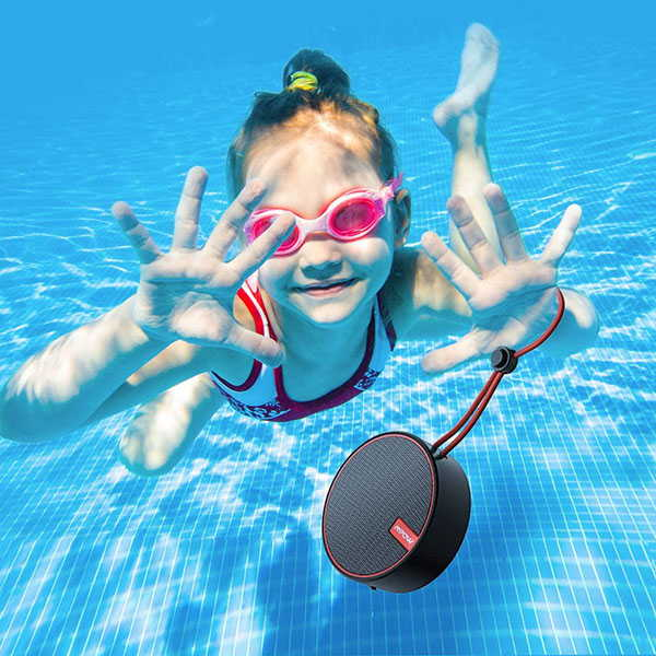 Mpow Q2 Portable Waterproof Bluetooth Speaker with TF Card Slot