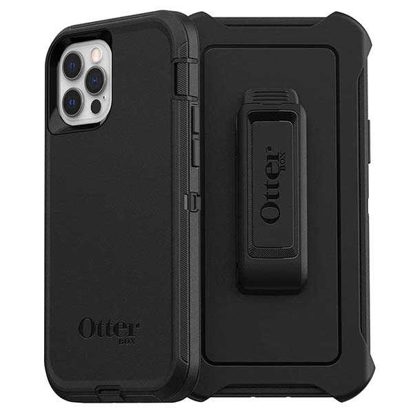OtterBox Defender Series iPhone 12 Case Screenless Edition
