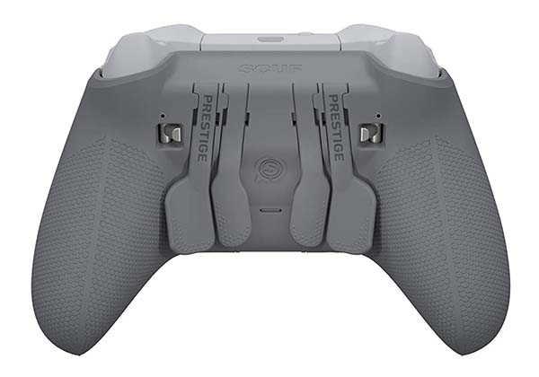SCUF Prestige Wireless Gamepad with 4 Customizable Paddles