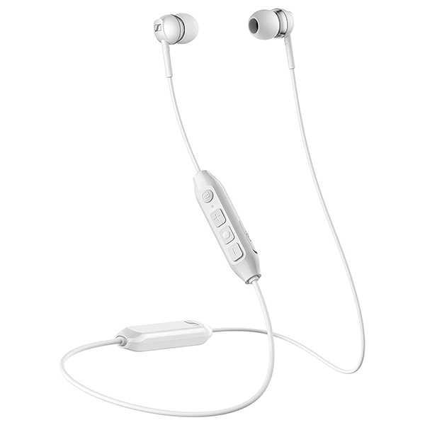 Sennheiser CX 350BT Bluetooth Earphones with Virtual Assistant Button