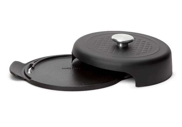 Portable Grilled Pizza Maker