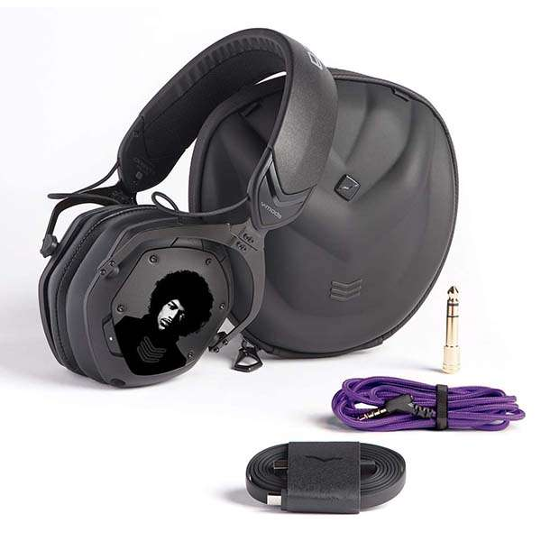 V-MODA x Authentic Hendrix Crossfade 2 Wireless Bluetooth Headphones Special Edition