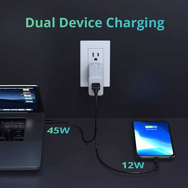 Zendure Superport S2 GaN USB-C Charger with 65W Power Delivery