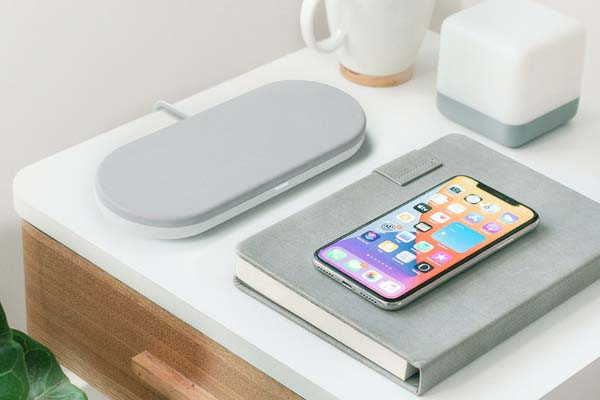 Artellia Monno 5-In-1 Wireless Charging Station with Dual-Fan Cooling System