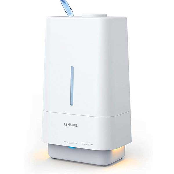 Aukey Lensoul Air Humidifier with Essential Oil Diffuser